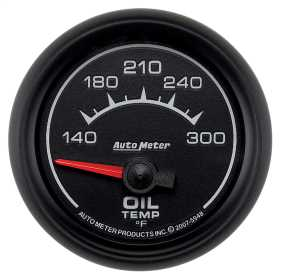ES™ Electric Oil Temperature Gauge
