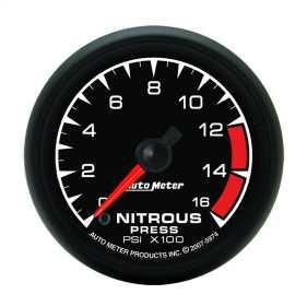 ES™ Nitrous Pressure Gauge