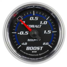 Cobalt™ Mechanical Boost/Vacuum Gauge