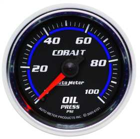 Cobalt™ Mechanical Oil Pressure Gauge