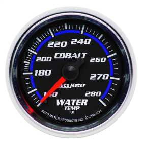 Cobalt™ Mechanical Water Temperature Gauge