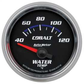 Cobalt™ Electric Water Temperature Gauge
