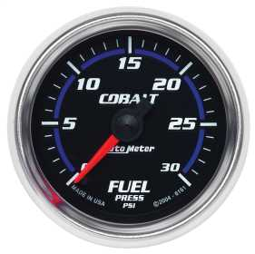 Cobalt™ Electric Fuel Pressure Gauge