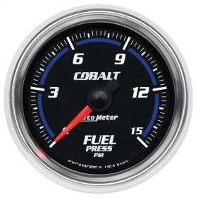 Cobalt™ Electric Fuel Pressure Gauge 6162