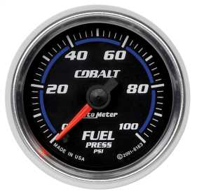 Cobalt™ Electric Fuel Pressure Gauge 6163