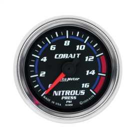 Cobalt™ Electric Nitrous Pressure Gauge