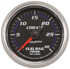 Cobalt™ Fuel Rail Pressure Gauge