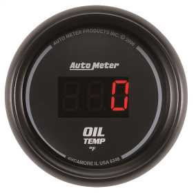 Sport-Comp™ Digital Oil Temperature Gauge
