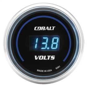 Cobalt™ Digital Voltmeter Gauge