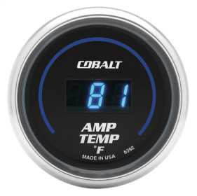 Cobalt™ Amplifier Temperature Gauge