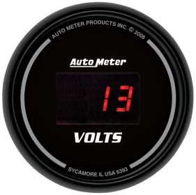 Sport-Comp™ Digital Voltmeter Gauge