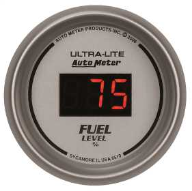 Ultra-Lite® Digital Programmable Fuel Level Gauge