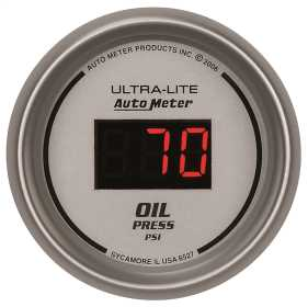 Ultra-Lite® Digital Oil Pressure Gauge