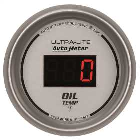 Ultra-Lite® Digital Oil Temperature Gauge