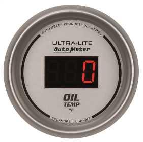Ultra-Lite® Digital Oil Temperature Gauge