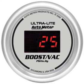 Ultra-Lite® Digital Boost/Vacuum Gauge