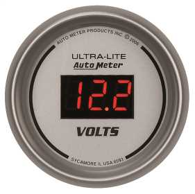 Ultra-Lite® Digital Voltmeter Gauge