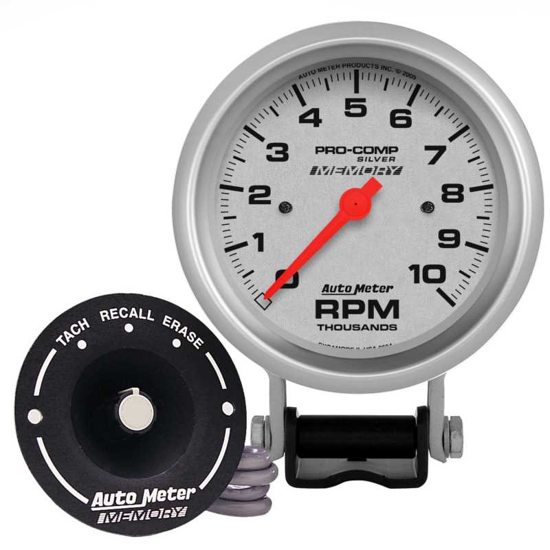 Ultra-Lite® Digital Tachometer 6604