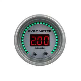 Ultra-Lite® Elite Digital Two Channel Pyrometer Gauge