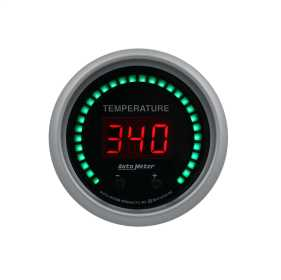 Sport-Comp™ Elite Digital Two Channel Fluid Temp Gauge