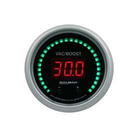 Sport-Comp™ Elite Digital Two Channel Vacuum/Boost Gauge