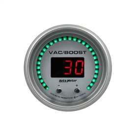 Ultra-Lite® Elite Digital Two Channel Vacuum/Boost Gauge