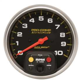Pro-Comp™ Water Resistant Memory Tachometer