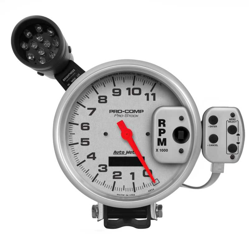 Ultra-Lite® Digital Tachometer 6834