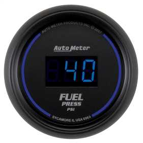 Cobalt™ Digital Fuel Pressure Gauge