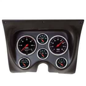 Designer Black™ Dash Panel Kit