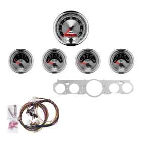 American Muscle™ 5 Gauge Set MPH/OilP/Water/Volt/Fuel