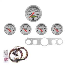 Ultra-Lite™ 5 Gauge Set MPH/OilP/Water/Volt/Fuel