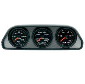 Extreme Environment Dash Pod w/Gauges
