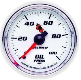 C2™ Mechanical Oil Pressure Gauge