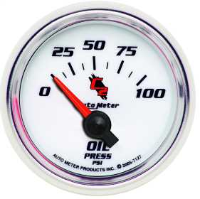 C2™ Electric Oil Pressure Gauge