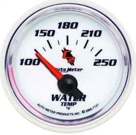 C2™ Electric Water Temperature Gauge
