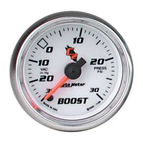 C2™ Electric Boost/Vacuum Gauge