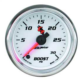 C2™ Electric Boost Gauge