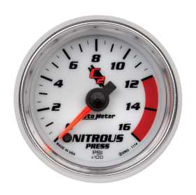 C2™ Electric Nitrous Pressure Gauge