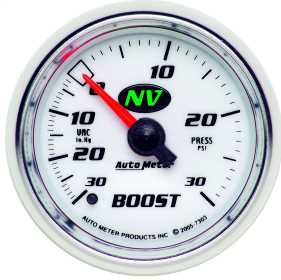 NV™ Mechanical Boost/Vacuum Gauge