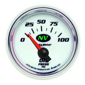 NV™ Electric Oil Pressure Gauge