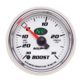 NV™ Electric Boost/Vacuum Gauge