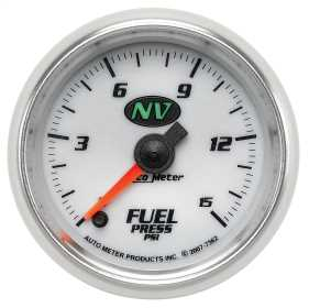 NV™ Electric Fuel Pressure Gauge