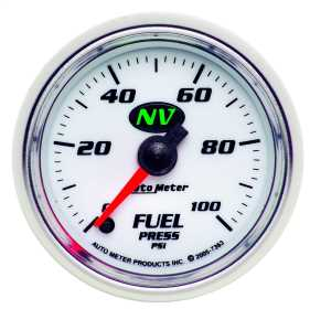 NV™ Electric Fuel Pressure Gauge 7363