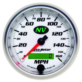 NV™ In-Dash Programmable Speedometer