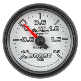 Phantom II® Mechanical Boost/Vacuum Gauge