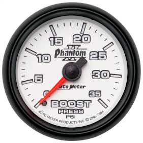 Phantom II® Mechanical Boost Gauge
