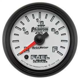 Phantom II® Electric Programmable Fuel Level Gauge