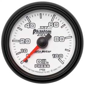 Phantom II® Mechanical Oil Pressure Gauge