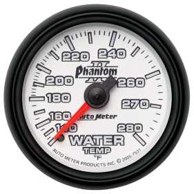 Phantom II® Mechanical Water Temperature Gauge